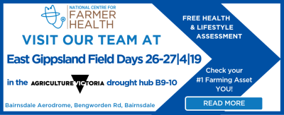 East Gippsland Field Days – Health & Lifestyle Assessment - Farmer ...
