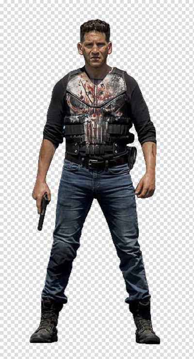 The Punisher transparent background PNG clipart | HiClipart