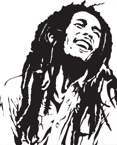 Download Bob Marley PNG Image for Free