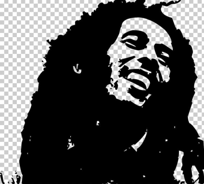 Bob Marley Reggae PNG, Clipart, Art, Black, Black And White, Bob ...