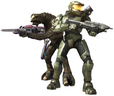 Master Chief and Arbiter - Halo Photo (33159195) - Fanpop