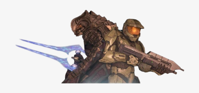 Master Chief And The Arbiter Photo By Finnie7 - Halo 3 Master ...