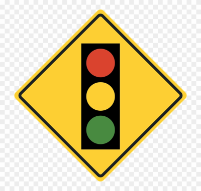 Road Sign Traffic Light Png Photo - Traffic Light Sign Png ...