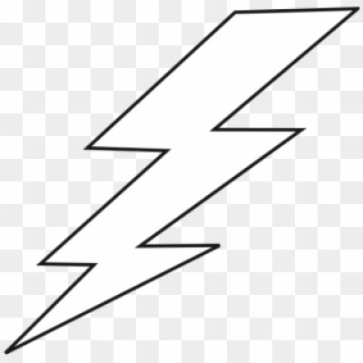 Free White Lightning Bolt PNG Images | White Lightning Bolt ...
