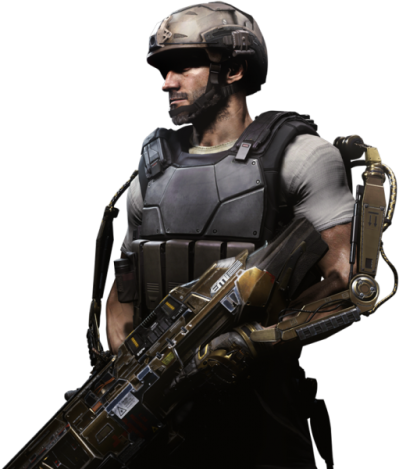 Call Of Duty Advanced Warfare Png Photo #43313 - Free Icons and ...