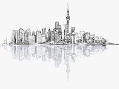 Abstract Lines Shanghai Bund PNG, Clipart, Abstract, Abstract ...