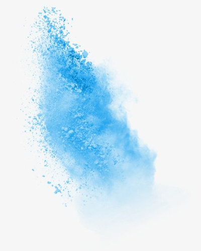 Blue Powder in 2019 | Glass photoshop, Photo background images ...
