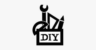 Websites For Finding Good Diy Projects - Icon Do It Yourself Png ...