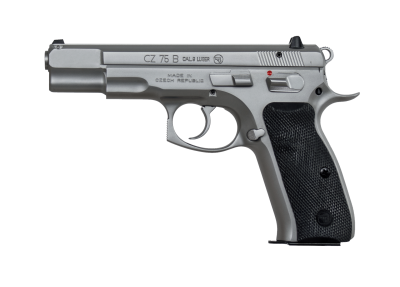 CZ-USA CZ 75 B Matte Stainless - Discontinued 2019 - CZ-USA
