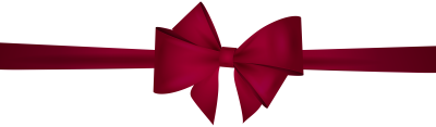Red Bow PNG Clip Art | Gallery Yopriceville - High-Quality Images ...