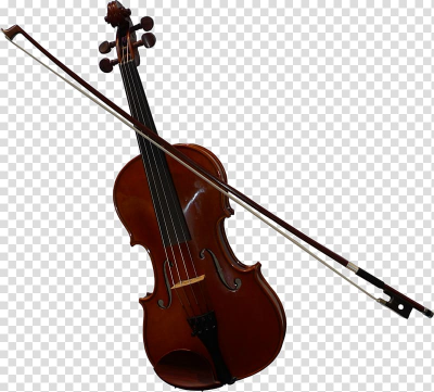 Bow Violin Cello Viola Double bass, Sitar transparent background ...