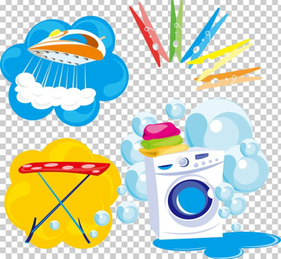 Washing Machine Laundry Clothes Iron Clothing PNG, Clipart ...