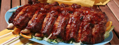 Ribs Recipe | STIHL USA