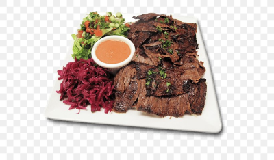 Short Ribs Roast Beef Flat Iron Steak Asian Cuisine Meat Chop, PNG ...