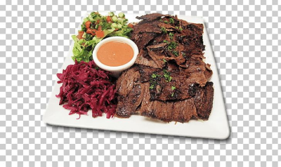 Short Ribs Roast Beef Flat Iron Steak Asian Cuisine Meat Chop PNG ...