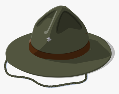 Hat, Scout, Usa, Uniform, Boy Scout, Summer, Camp - Boy Scout Hat ...
