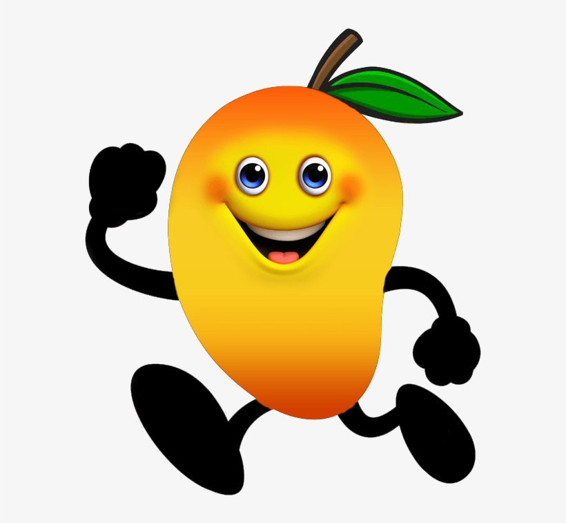 Mango Cartoon Png Transparent PNG - 692x692 - Free Download on NicePNG