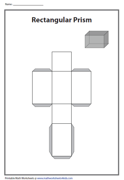 Solid 3D Shapes Worksheets | 3d shapes worksheets, Shapes ...