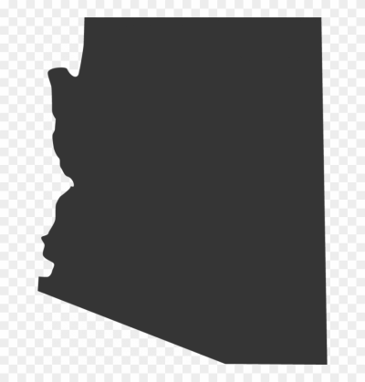 Colorado State Map Outline Transparent Html Usa - Arizona State ...