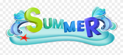 Summer-banner Edited - Summer Party Logo Png Clipart (#1166503 ...