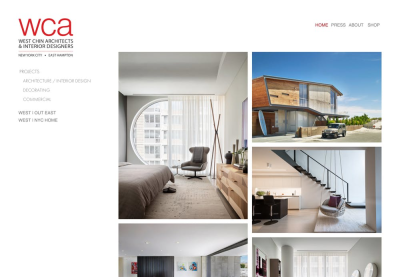 32 Inspirational Examples of Interior Design Websites