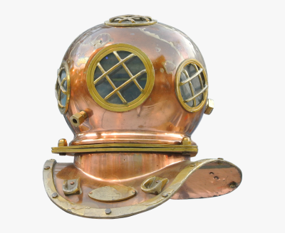 Divers, Helm, Divers Helmet, Diving, Old, Underwater - Diving Helm ...