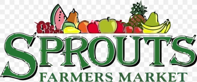 Sprouts Farmers Market Organic Food Grocery Store Business, PNG ...
