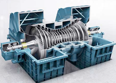 Turbine Components - Steam Turbine Trader from Kolkata