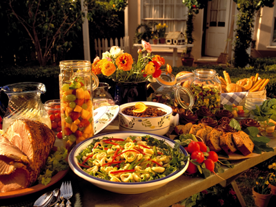 Picnics and Party Catering - Anthony's Gourmet Catering | Anthonys ...