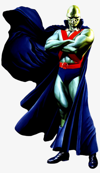 Martian Manhunter Post-crisis Dc Comics - Martian Manhunter Alex ...