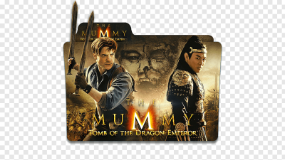 The Mummy Movie Collection Folder Icon, The Mummy Tomb of the ...