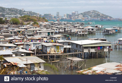 Port Moresby, PNG Rated the most dangerous city in the world | Photo