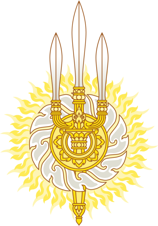 Download The Emblem Of The Royal House Of Chakri - Full Size PNG ...