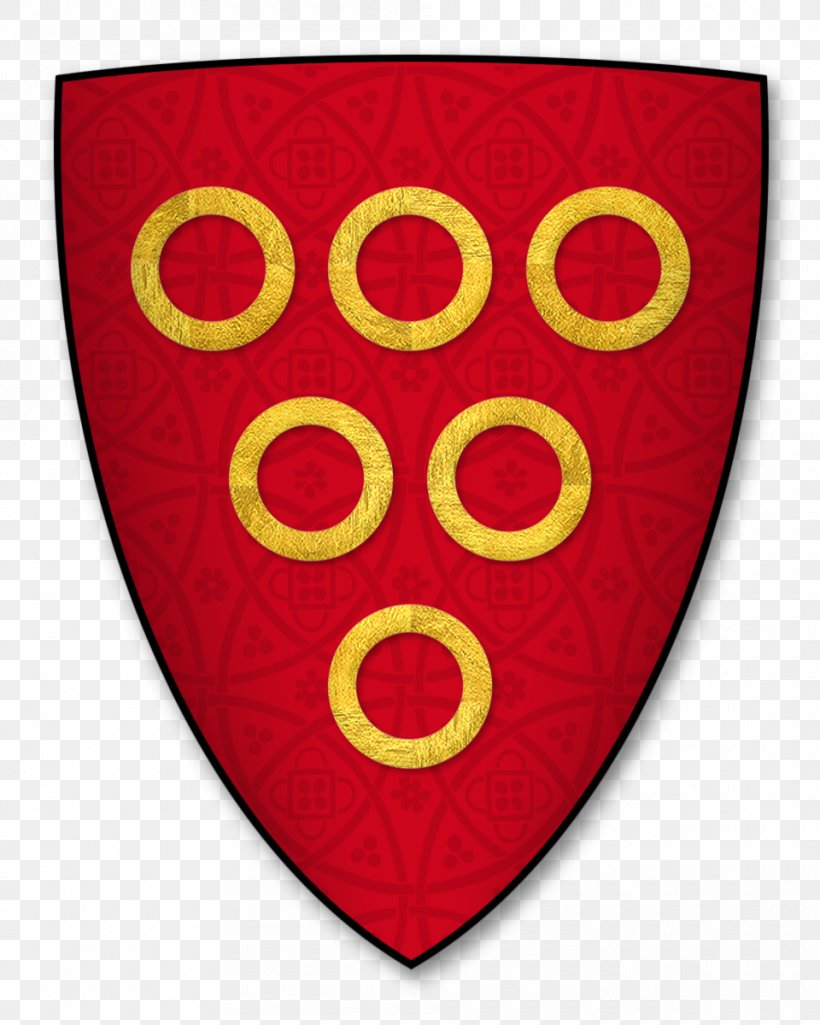 Aspilogia Roll Of Arms Herald Papworth Everard Knight Banneret ...