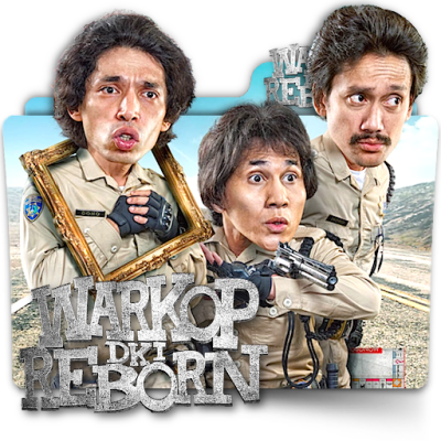 Warkop DKI Reborn (Indonesian) movie folder icon by zenoasis on ...