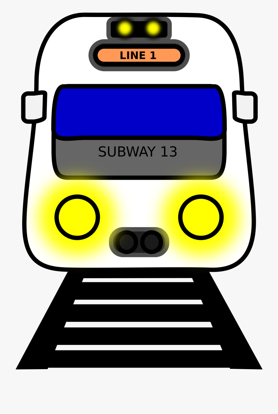 Transparent Subway Sub Png - Cartoon Subway Train Clip Art , Free ...