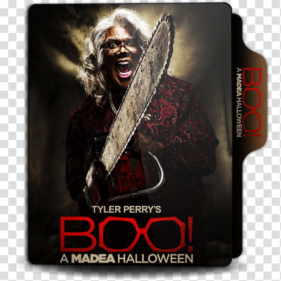 Boo A Madea Halloween Folder Icon , Boo A Madea Halloween ...