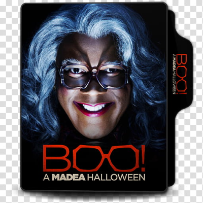 Movie Folder Icons Part , Tyler Perry's Boo!, A Madea Halloween ...