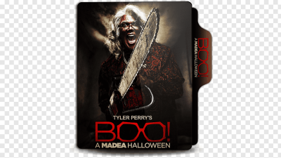 Boo A Madea Halloween 2016 Folder Icon, Boo a madea halloween png ...