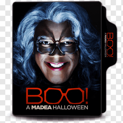 Boo A Madea Halloween 2016 Folder Icon, Boo A Madea Halloween v3 ...