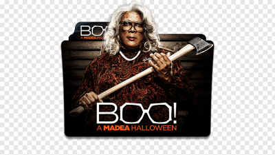 Boo A Madea Halloween 2016 Folder Icon, Boo A Madea ...