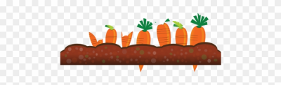 Clip Art Abstract Crops Carrot Scalable Vector - Crops Clip Art ...