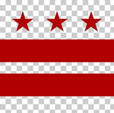 Flag Of Washington Dc PNG Images, Flag Of Washington Dc Clipart ...