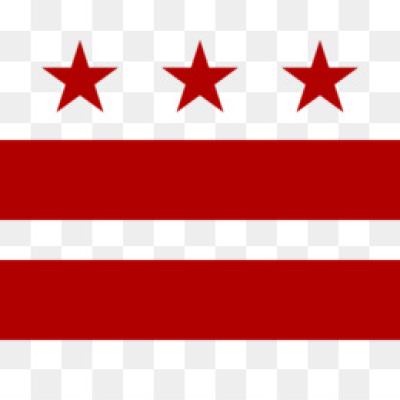 Flag Of Washington Dc PNG and Flag Of Washington Dc Transparent ...