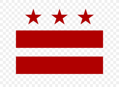 Flag Of Washington, D.C., PNG, 600x600px, Washington Dc, Area ...