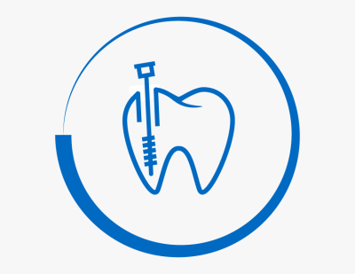 Icon Root Canal - Root Canal Treatment Icon, HD Png Download ...