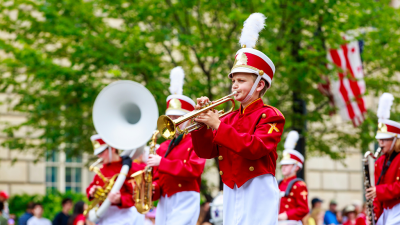 The 5 Best 4th of July Parades Around Washington | Washingtonian (DC)