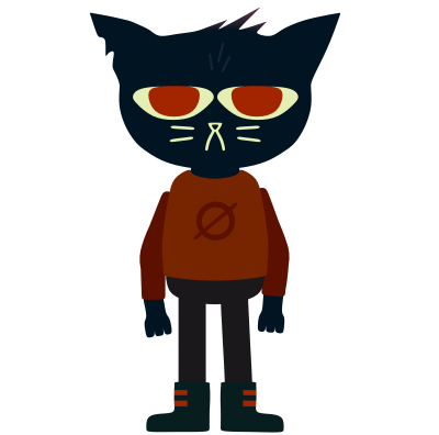Night In The Woods PNG Photos
