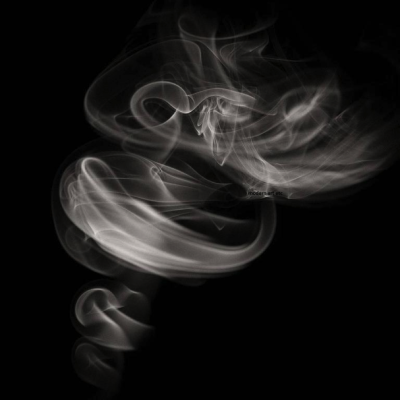Smokey Abstract Photography | Dorothee Smith - Inspired by Photography