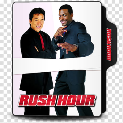 Rush Hour Collection Folder Icons, Rush Hour v transparent ...